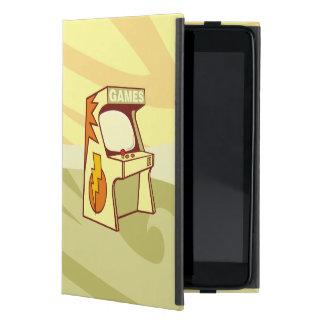 Arcade machine iPad mini cover
