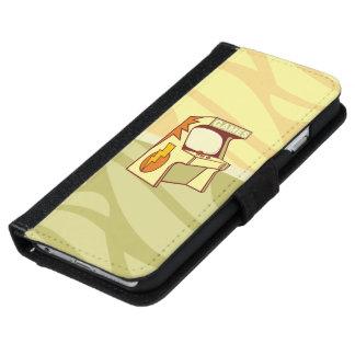 Arcade machine iPhone 6 wallet case