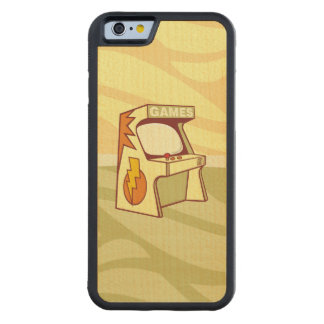 Arcade machine maple iPhone 6 bumper case