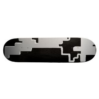 Arcade Man (e) Custom Skate Board