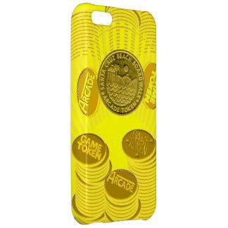 Arcade Token iPhone 5C Cases