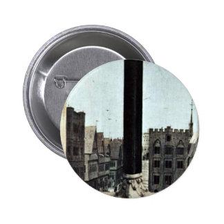 Arcaded Windows And Urban Landscape By Eyck Hubert Pin