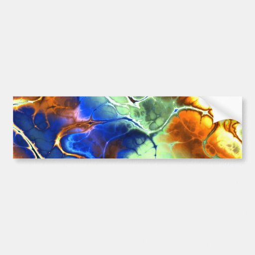 -arcane-abstract-texture-cool-neat-unique ABSTRAC Bumper Stickers