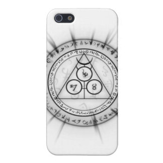 Arcane Mystic Shapes Cover For iPhone 5/5S