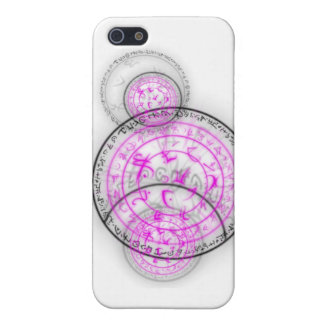 Arcane Mystic Shapes iPhone 5 Covers