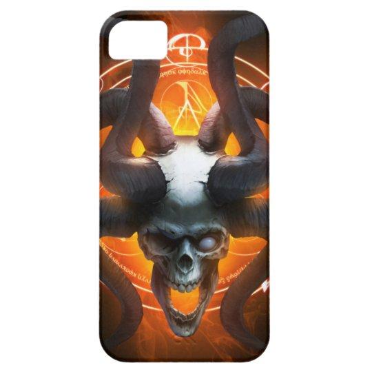 Arcane Skull Phone Case