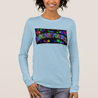 Arch 2nd design Women long sleeve fitted Long Sleeve T-Shirt
