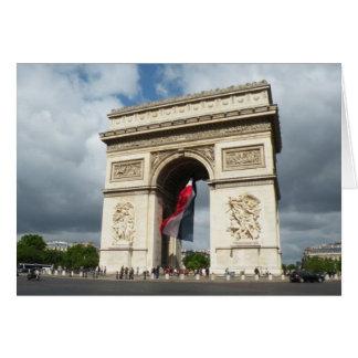 Arch de Triumph Card