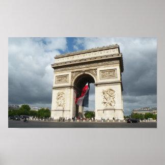 Arch de Triumph Poster