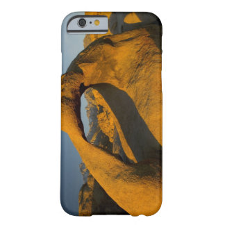 Arch in Alabama Hills Eastern Sierras near Lone Barely There iPhone 6 Case