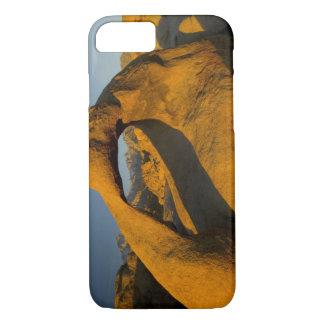 Arch in Alabama Hills Eastern Sierras near Lone iPhone 8/7 Case