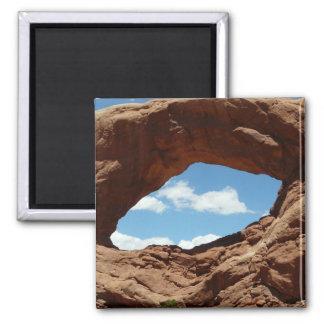 arch in moab utah magnet