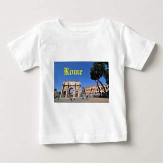 Arch in Rome, Italy Baby T-Shirt