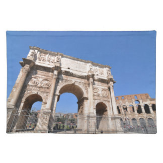 Arch in Rome, Italy Placemat