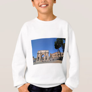 Arch in Rome, Italy Sweatshirt