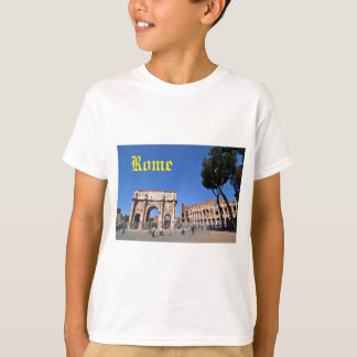 Arch in Rome, Italy T-Shirt