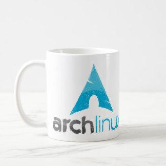 Arch Linux Logo Coffee Mug