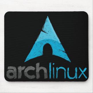 Arch Linux Logo Mouse Mat