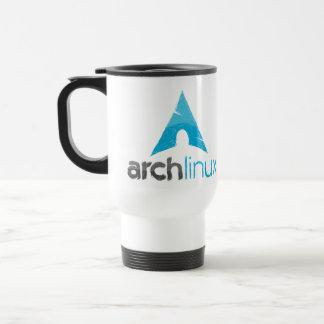 Arch Linux Logo Travel Mug