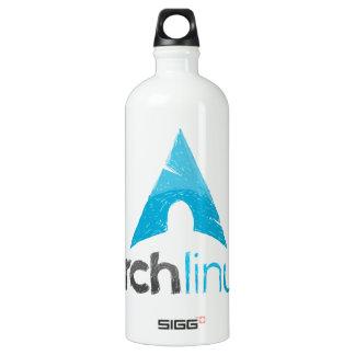 Arch Linux Logo Water Bottle