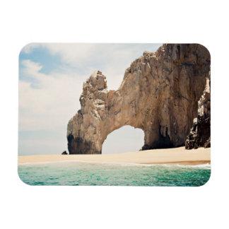 Arch Of Cabo San Lucas, Mexico Rectangular Photo Magnet