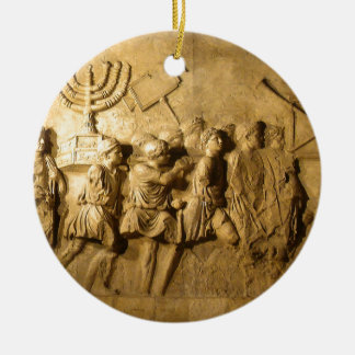 Arch of Titus Christmas Ornament