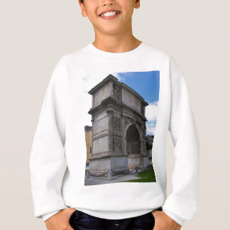 Arch of Trajan. Sweatshirt