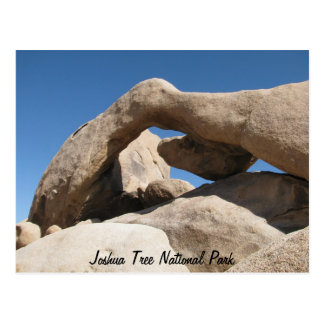 Arch Rock -Joshua Tree Postcard