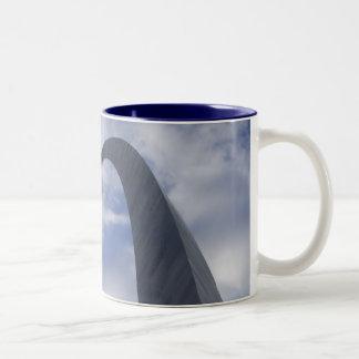 Arch Two-Tone Coffee Mug