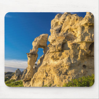 Arch Within An Arch Along The  White Cliffs Mouse Mat