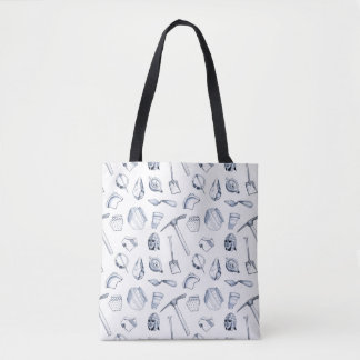 Archaeological Fragments Tote Bag
