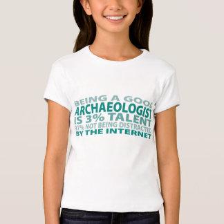 Archaeologist 3% Talent Shirt