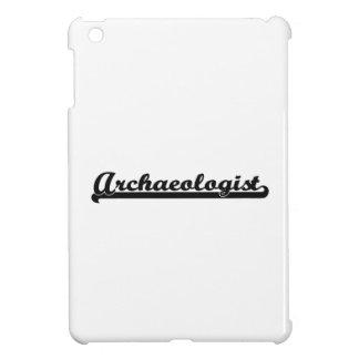 Archaeologist Artistic Job Design iPad Mini Covers