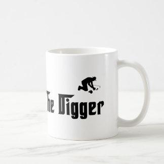 Archaeologist Basic White Mug
