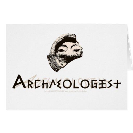 Archaeologist Card