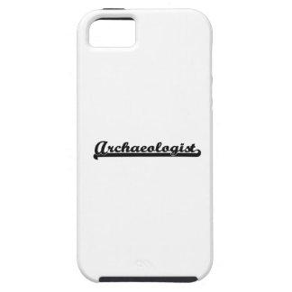 Archaeologist Classic Job Design iPhone 5 Cases