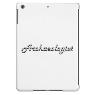 Archaeologist Classic Job Design Cover For iPad Air
