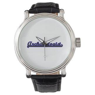 Archaeologist Classic Job Design Wrist Watches