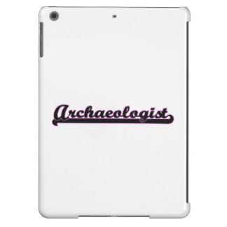 Archaeologist Classic Job Design iPad Air Covers