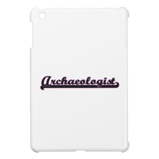 Archaeologist Classic Job Design Cover For The iPad Mini
