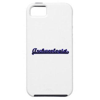 Archaeologist Classic Job Design iPhone 5 Covers