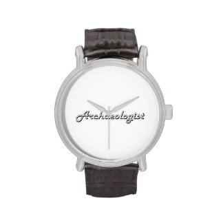 Archaeologist Classic Job Design Watches