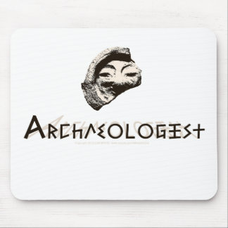 Archaeologist Mouse Pads
