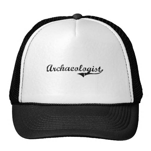 Archaeologist Professional Job Hat