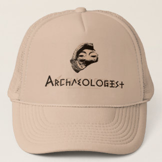 Archaeologist Trucker Hat