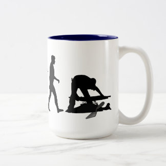 Archaeology Archaeologist Archeology Archeologist Two-Tone Coffee Mug