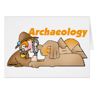 Archaeology Card