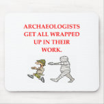 archaeology mousemat