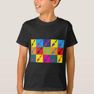Archaeology Pop Art Shirts