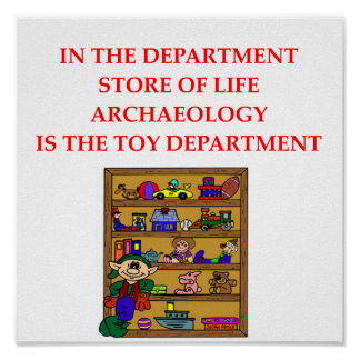 ARCHaeology poster